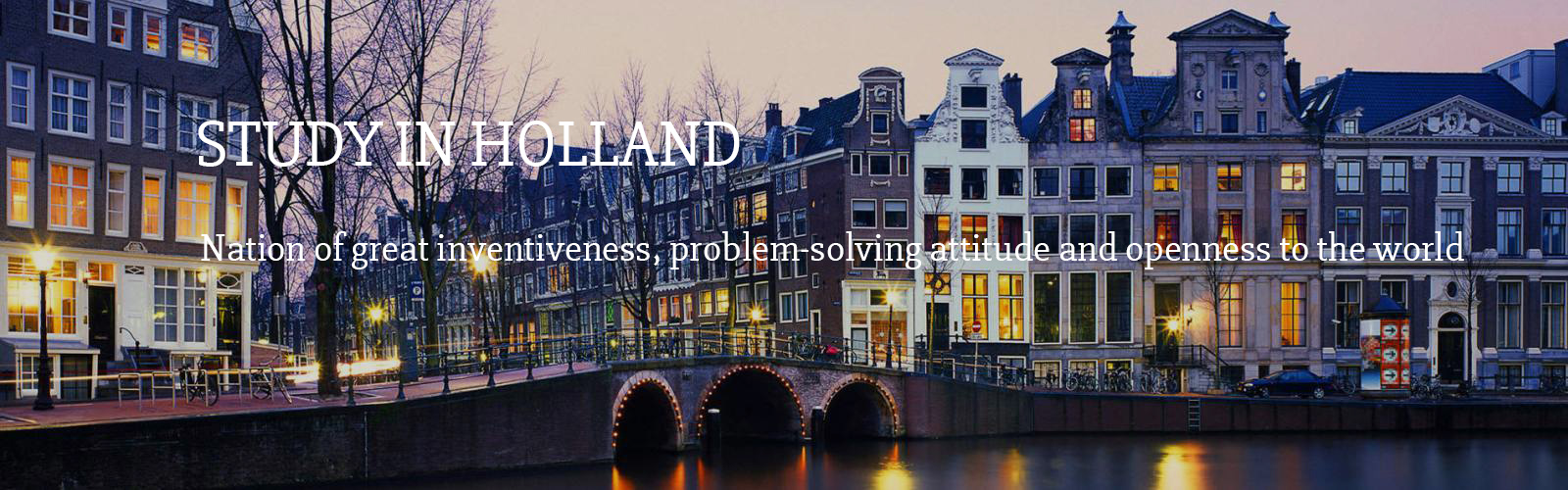 Holland Study Abroad Consultants In Punjab